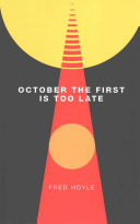 October the First Is Too Late (Valancourt 20th Century Classics)
