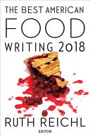 The Best American Food Writing 2018