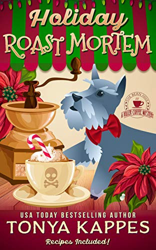 Holiday Roast Mortem: A Cozy Mystery
