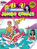 B&V Friends Comics Double Digest #254