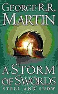 Storm of Swords: Part 1 Steel and Snow (a Song of Ice and Fire, Book 3) ((Reissue))