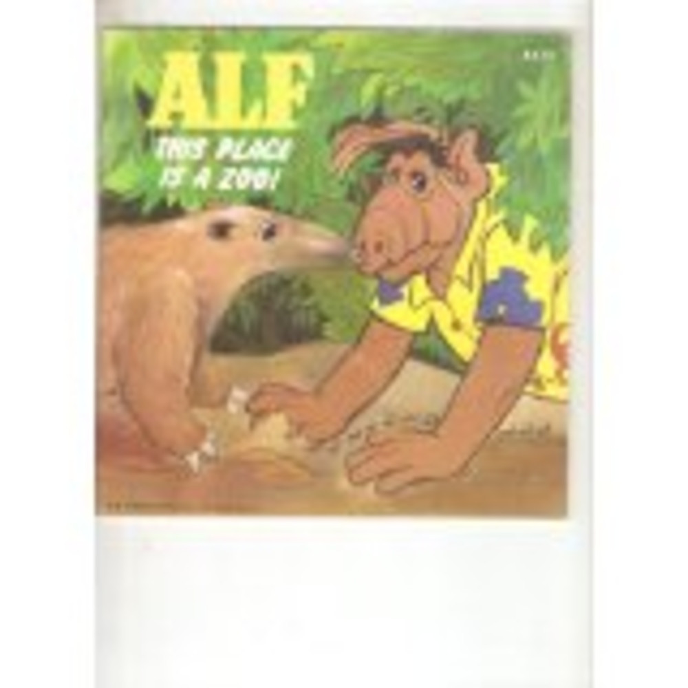 Alf, this place is a zoo