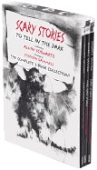 Scary Stories Set: The Complete 3-Book Collection