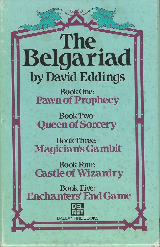 The Belgariad Boxed Set