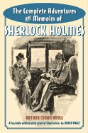 Complete Adventures and Memoirs of Sherlock Holmes