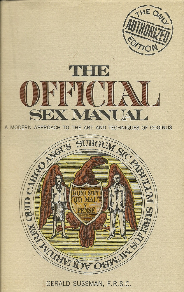 The Official Sex Manual