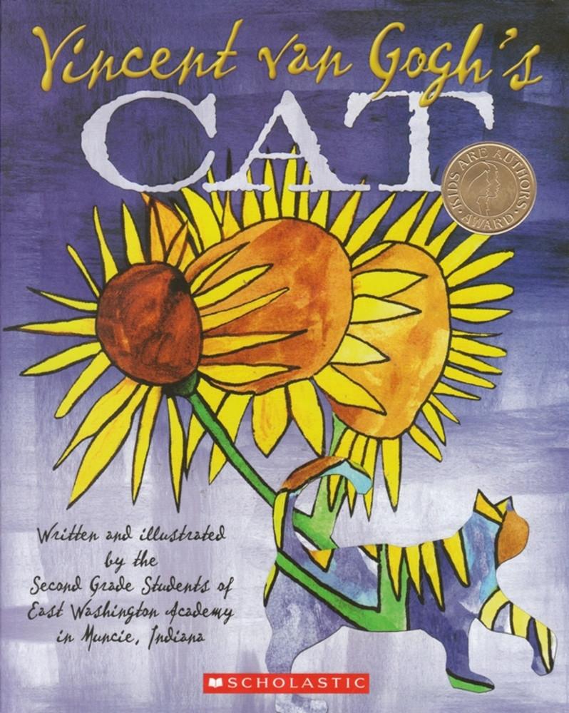 Vincent Van Gogh's Cat