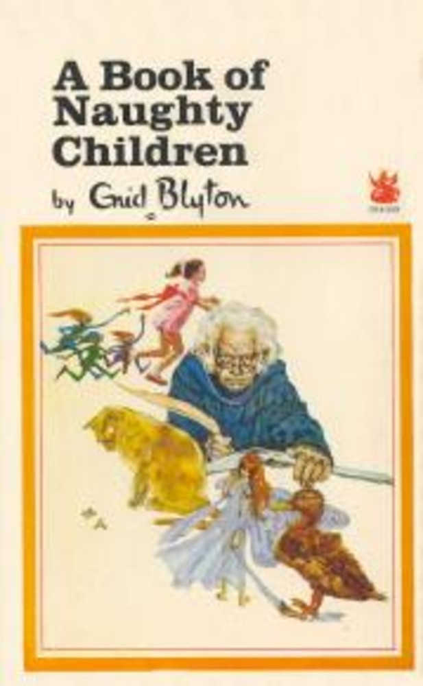 A Book of Naughty Children
