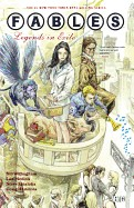 Fables 1: Legends in Exile (Turtleback School & Library)