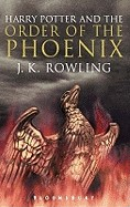 Harry Potter and the Order of the Phoenix. J.K. Rowling