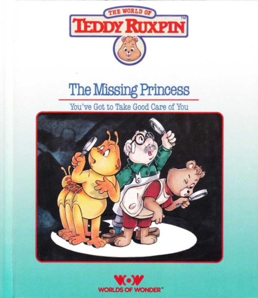 The Missing Princess