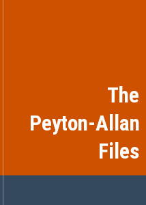 The Peyton-Allan Files
