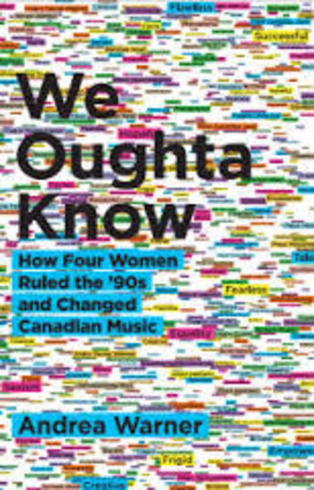 We Oughta Know