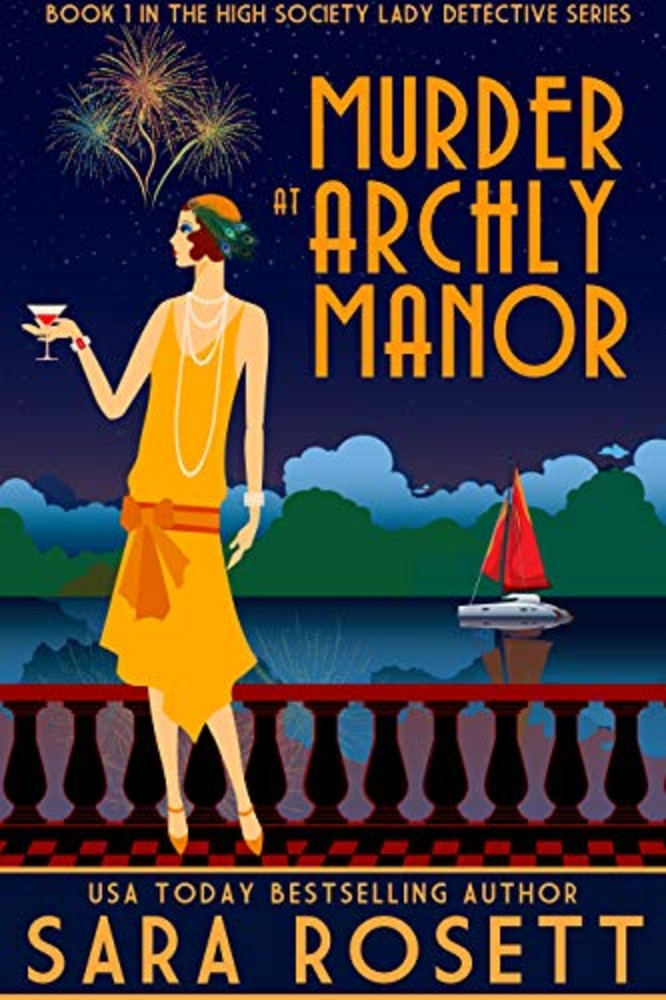 Murder at Archly Manor