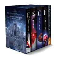 Lunar Chronicles Boxed Set