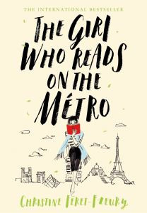 The Girl Who Reads on the M�tro