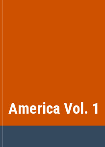 America Vol. 1