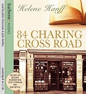 84 Charing Cross Road. by Helene Hanff
