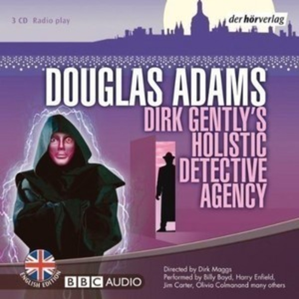 Dirk Gently's Holistic Detective Agency (Dirk Gently #1)