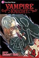 Vampire Knight, Volume 4