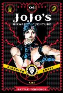 Jojo's Bizarre Adventure, Part 2: Battle Tendency, Vol. 4