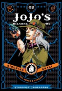 Jojo's Bizarre Adventure, Part 3: Stardust Crusaders, Volume 3
