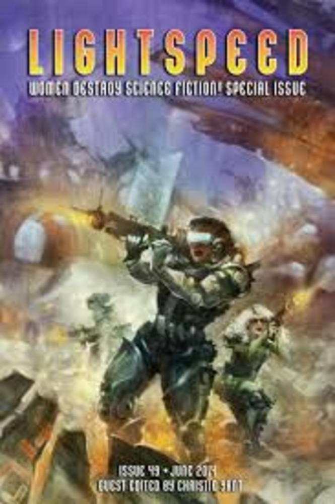 Lightspeed Magazine, June 2014 (Women Destroy Science Fiction Special Issue)