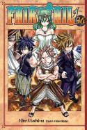 Fairy Tail, Volume 36
