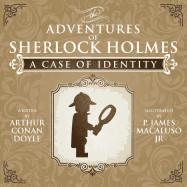 Case of Identity - Lego - The Adventures of Sherlock Holmes