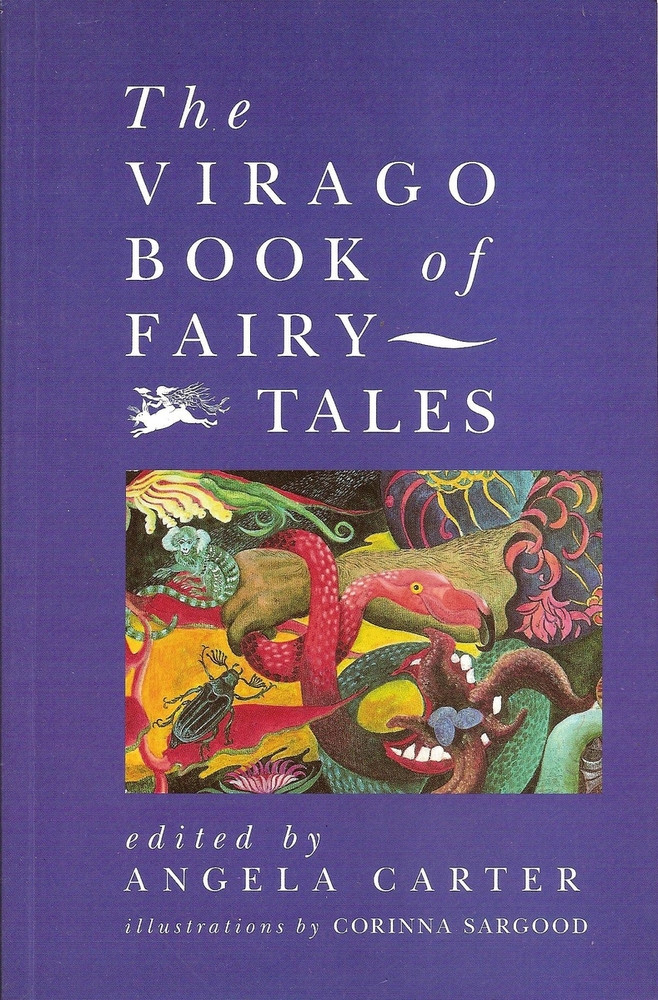 The Virago Book of Fairy Tales