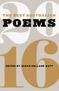 Best Australian Poems 2016