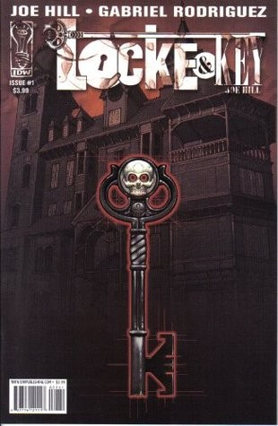 Locke and Key: Welcome to Lovecraft #1