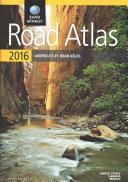 Rand McNally 2016 Road Atlas United States, Canada, Mexico