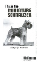 This Is the Miniature Schnauzer