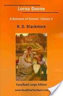 Lorna Doone A Romance of Exmoor