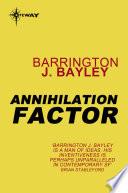 Annihilation Factor