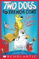 Two Dogs in a Trench Coat Go to School: