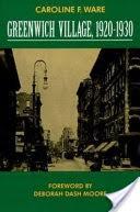 Greenwich Village, 1920-1930