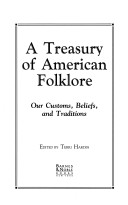 A treasury of American folklore