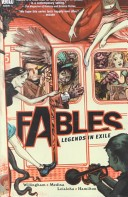 Fables 1 Legends in Exile