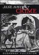 Jane Austen and Crime