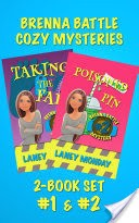 Brenna Battle Cozy Mystery Set, Books 1 and 2