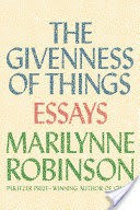 The Givenness of Things