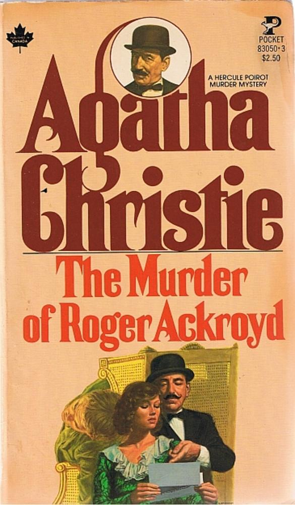 the murder of roger achroyd
