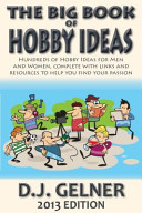 The Big Book of Hobby Ideas