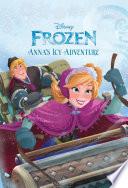 Frozen Anna's Icy Adventure