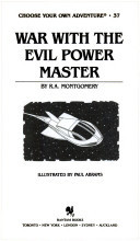 War with the Evil Power Master